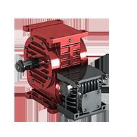 Двухступенчатый редуктор Ч2-63-125