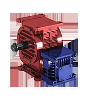 Двухступенчатый редуктор Ч2-80-160